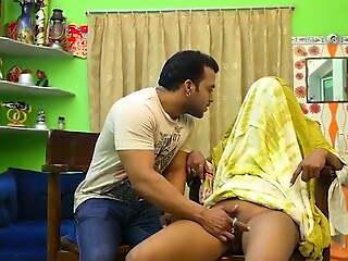 Nayi Nabeli Bhabhi Ko Opalescent Styal Me Jabardast Choda