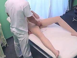 Fake Contaminate Fucks her  18 Teen Patient