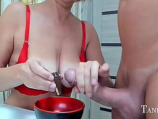 My granny honour my sperm. Guys what almost yours? Cumpilation