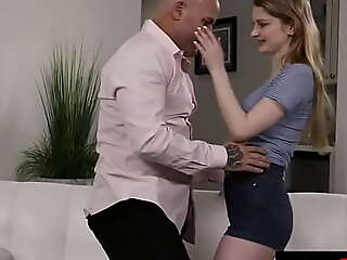 Young stepdaughter seduced will not what's what of stepdaddy