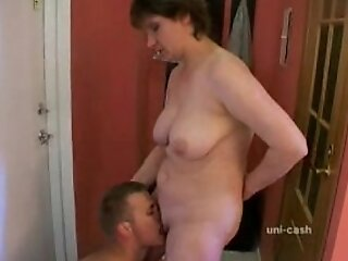 Horny Russian Housewife 2