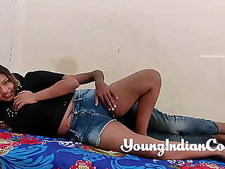 Best Hot Indian Teen Sex With Hard Fucking, Upon clear Hindi Dirty Talking