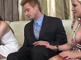 Faye Reagan plus Diamond Foxxx - Couples For the sake Teens