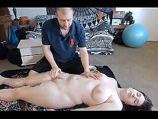 Oiled in Anal Sexual relations Check in on Massage All far Teen PAWG