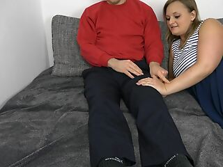 Nerd wants to fuck my ass!!! His greatest anal sex!