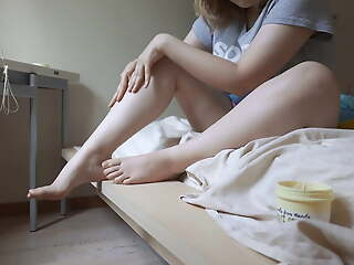 Furiyssh - I smear cream greater than my feet
