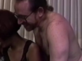 Unconditioned vintage amateur pussy slammed before facial