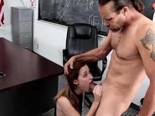 Slutty Schoolgirl Likes It Rough - Alaina Dawson