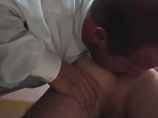 Confined mormon assfingered