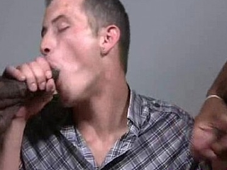 Black Gay Dude Fuck White Skinny Twink Hard 03