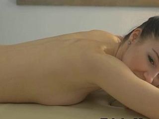 Massage Table Anal - Lina