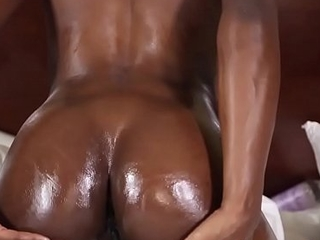 Little Ana Foxxx Giving Head and Pounded