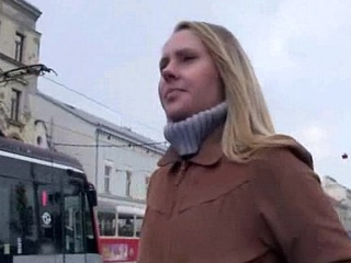 Public Sex With Czech Teen Amateur In Put emphasize Street For Cardinal 26