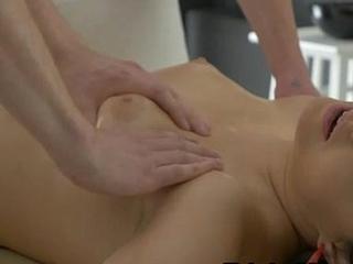 TrickyMassage - Massage Threesome - Kamila